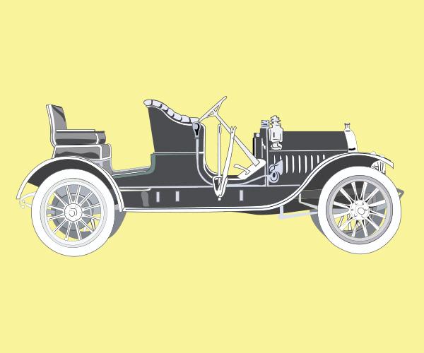 Vintage car 14