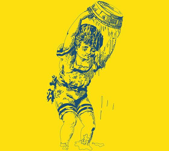 Bucket girl