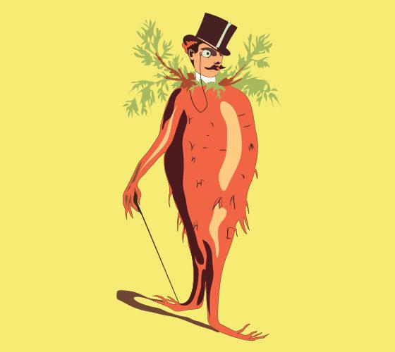 Carrotman