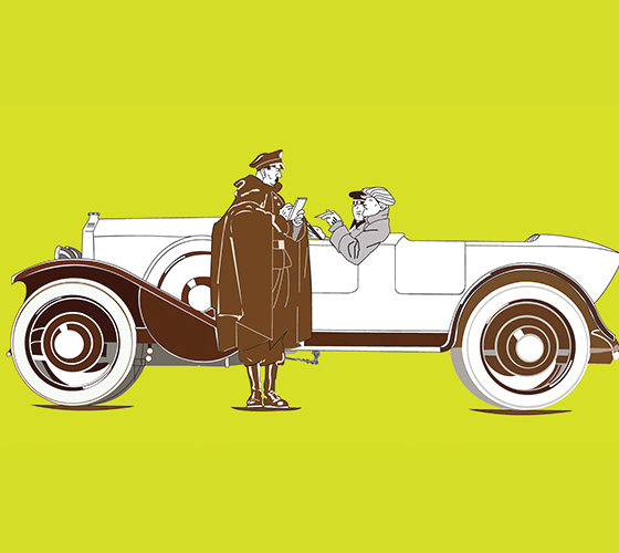 Vintage Car 10