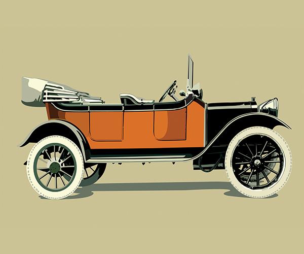 Vintage car 11
