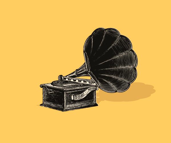 Phonograph 2