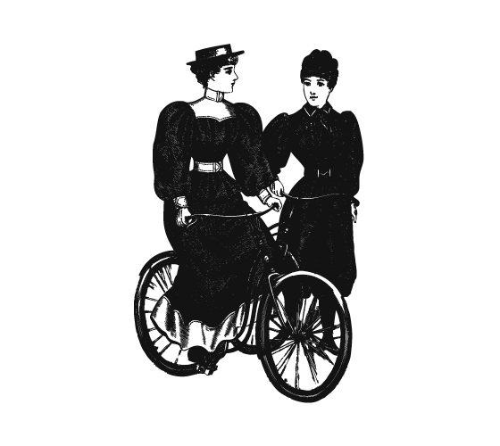Bicycle couple 3