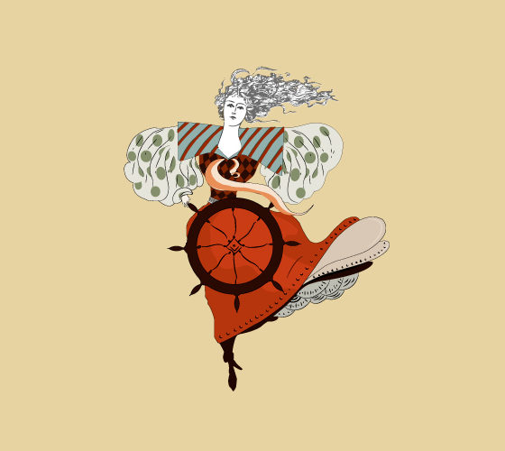 Capitan woman