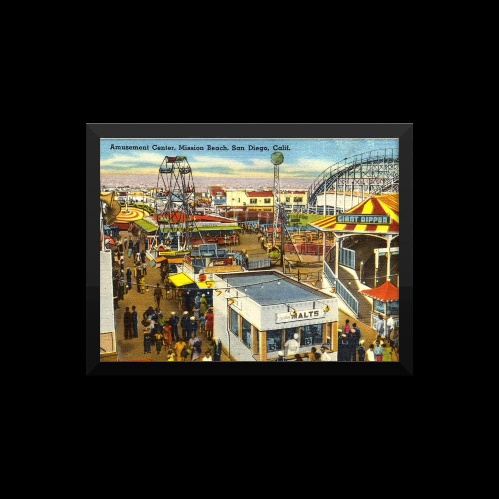 California Theme Park Vintage