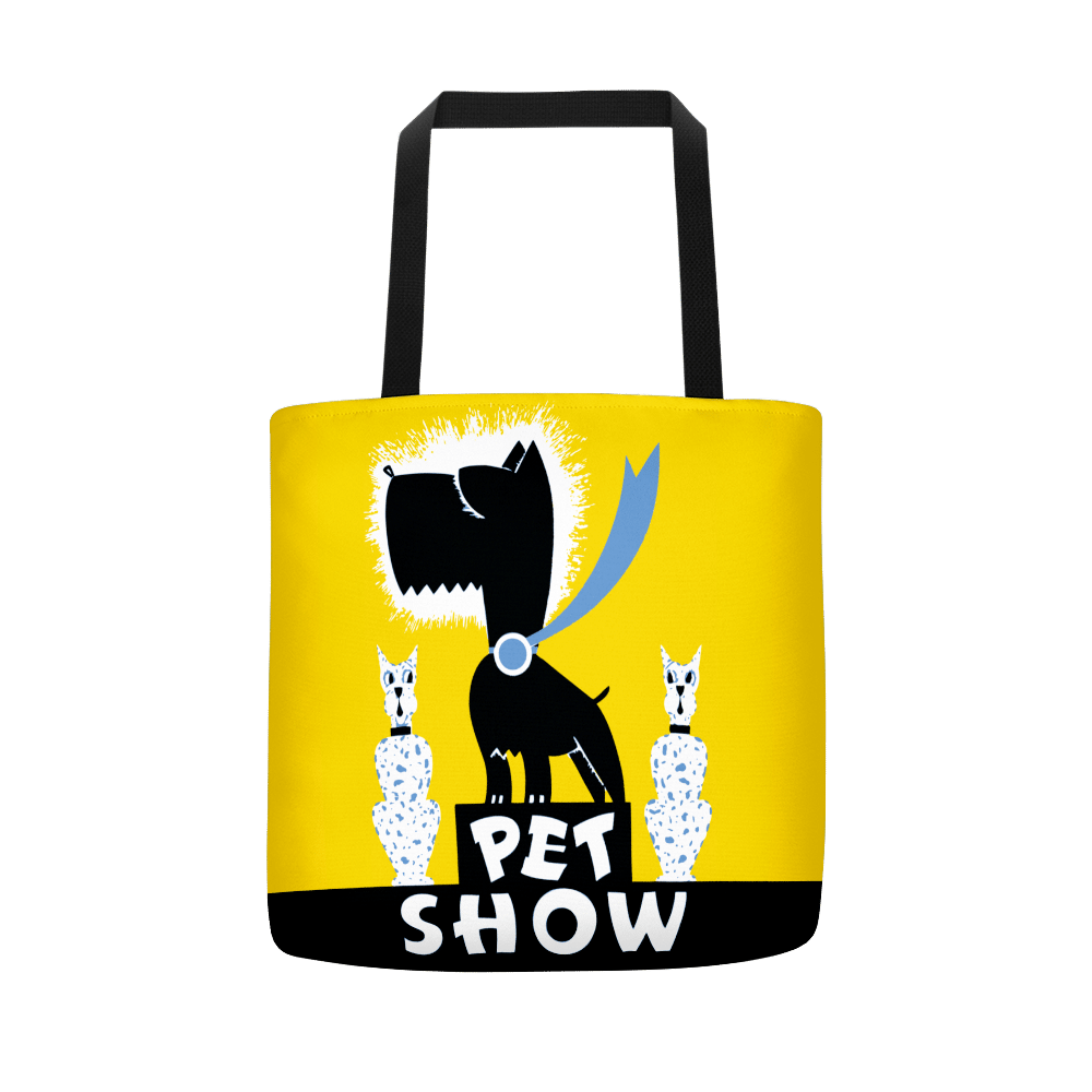 Pet Show Tote