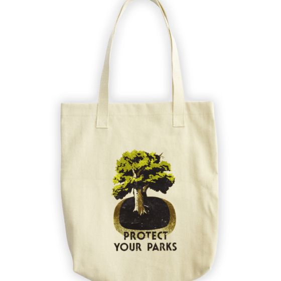 American Appareal Protect your parks